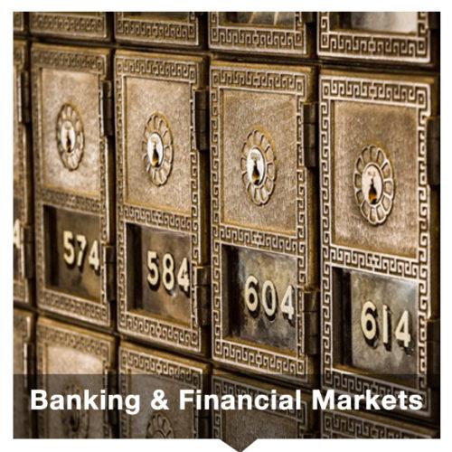 Banking & Financial Markets